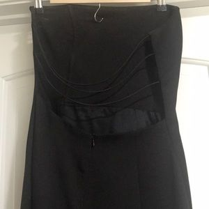 Laundry By Shelli Segal Dresses - Vintage Laundry backless formal gown.
